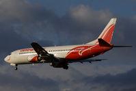 SP-LLD @ VIE - Boeing 737-45D