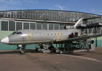 D2-MAS @ UMMM - Angola Air Force Yak-40 - by Christian Waser