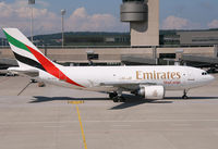 A6-EFB @ ZRH - Emirates Cargo - by Christian Waser