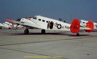 12381 @ ADW - UC-45J at NAF Washington - by J.G. Handelman