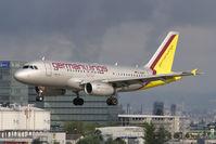 D-AGWF @ VIE - 2007 Airbus A319-132