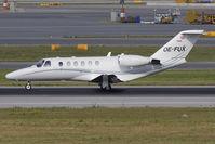 OE-FUX @ VIE - Private Cessna 525A Citation CJ2