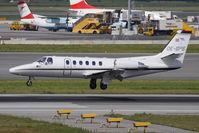 OE-GPS @ VIE - Cessna Aircraft Company 550