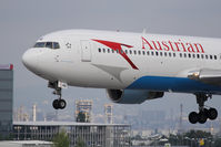 OE-LAE @ VIE - Boeing 767-3Z9