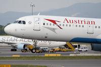 OE-LBE @ VIE - Airbus Industries A321-211