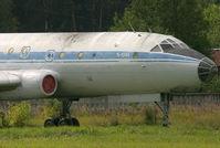 46 @ MONINO - Tu-104 (not Panavia Tornado) - by Christian Waser