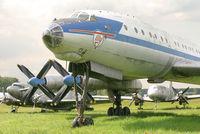 CCCP-L5611 @ MONINO - Aeroflot - by Christian Waser