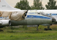 CCCP-45025 @ MONINO - Aeroflot - by Christian Waser