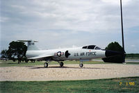 56-0748 @ KDYS - Starfighter @ Dyess Air Park - by TorchBCT