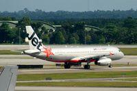 9V-JSC @ WMKK - Jetstar Asia - by Michel Teiten ( www.mablehome.com )