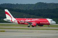 9M-AFS @ WMKK - AirAsia - by Michel Teiten ( www.mablehome.com )