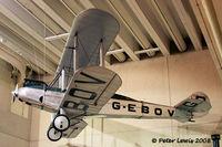 G-EBOV - Hinkler's prototype Avian - by Peter Lewis