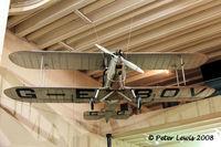 G-EBOV - Avian flown UK-Australia in 1928 by Bert Hinkler - by Peter Lewis