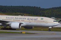 HZ-AKW @ WMKK - Saudi Airlines - by Michel Teiten ( www.mablehome.com )