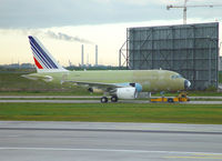 D-AUAG @ EDHI - Air france - by Christian Waser
