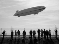 D-LZZF @ EDNY - Zeppelin - by Christian Waser