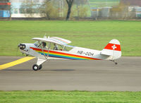 HB-ODH @ LSPG - L-4 - by Christian Waser