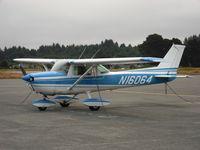 N16064 @ ACV - Reid Watkins plane - by Mark Rand