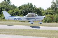 OE-DYU @ LOAU - Reims-Cessna F172N Skyhawk @ Flugplatzfest Stockerau - by Amadeus