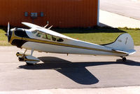 N2125C @ FTW - At Meacham Field