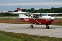 N9591X @ LAL - Cessna 210B