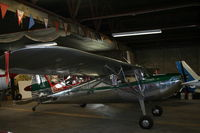 N3609V @ KSNY - Cessna 140 - by Mark Pasqualino