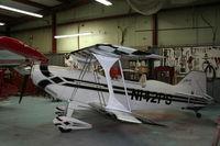 N142PS @ KSNY - Aviat S-2C - by Mark Pasqualino