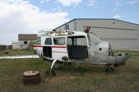 67-21460 @ KSNY - Cessna 0-2B - by Mark Pasqualino