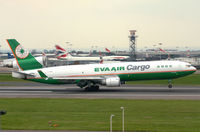 B-16106 @ EGLL - Eva Air Cargo - by Christian Waser