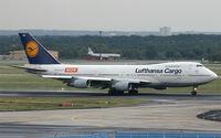 D-ABZA @ EDDF - Lufthansa Cargo - by Christian Waser