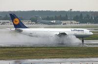 D-AIAL @ EDDF - Lufthansa - by Christian Waser
