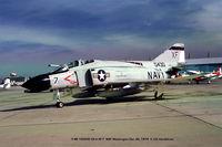 150430 @ ADW - F-4B 150430  at NAF Washington Oct. 26, 1974 - by J.G. Handelman