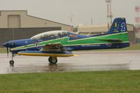 1307 @ EGVA - Taken at the Royal International Air Tattoo 2008 during arrivals and departures (show days cancelled due to bad weather) - by Steve Staunton