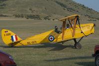 D-EDEM @ LOAS - De Havilland DH82A Tiger Moth - by Yakfreak - VAP