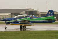 1308 @ EGVA - Taken at the Royal International Air Tattoo 2008 during arrivals and departures (show days cancelled due to bad weather) - by Steve Staunton
