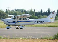 D-ESAE @ LFMT - Parked at the General Aviation apron... - by Shunn311