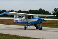 N9649D @ LAL - Piper PA-22-160
