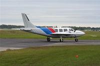 N90608 @ LAL - Smith Aerostar 601
