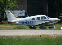 D-EHWN @ LFMD - Parked in the grass... - by Shunn311