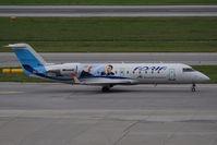 S5-AAE @ VIE - 1998 Canadair CL-600-2B19 / CRJ-200LR
