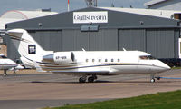 AP-MIR @ EGGW - Pakistan registered Challenger 601 in Luton - by Terry Fletcher