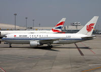 B-2556 @ ZBAA - Air China - by Christian Waser