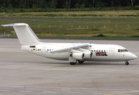 D-AWUE @ EDDK - WDL - by Christian Waser