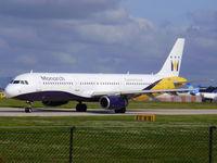 G-OZBM @ EGCC - Monarch Airlines - by chrishall