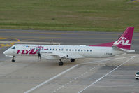 LY-SBK @ BRU - Lithuanian Airlines Saab 2000