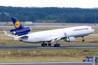 D-ALCF @ EDDF - Lufthansa Cargo - by Daniel Jany