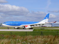 G-WWBB @ EGCC - BMI - by chrishall