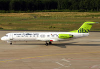D-AGPR @ EDDK - DBA - by Christian Waser
