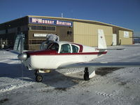 C-FVAA @ CYMM - Picture of the day i bought the plane and brought her home - by russ anderson