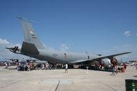 60-0324 @ MCF - KC-135 landing at Orlando